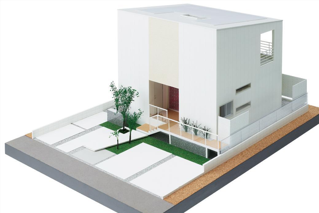 一年中快適に暮らせる高性能住宅