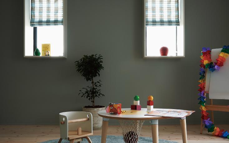 TRETTIO GRADの子供部屋