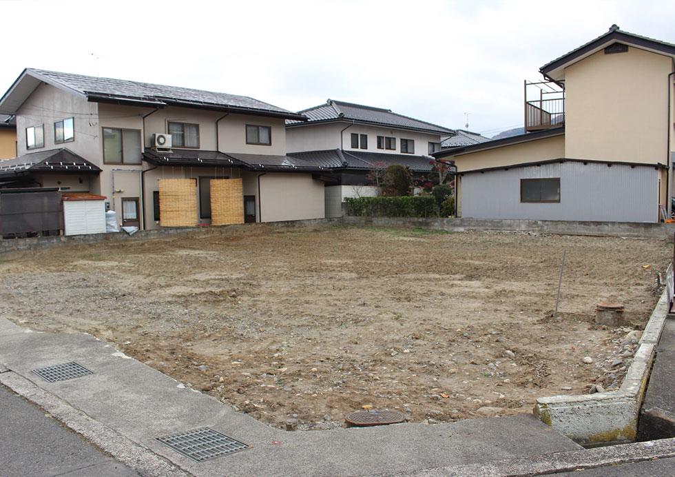 長野の売り土地情報
