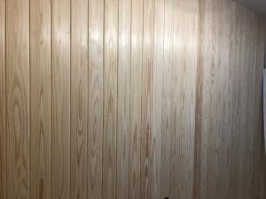 美容室の改修工事