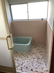 浴室リフォーム、その2。