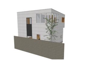 風間 売却型モデルハウス 北