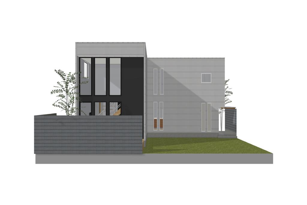 中野市三好町 売却型モデルハウス