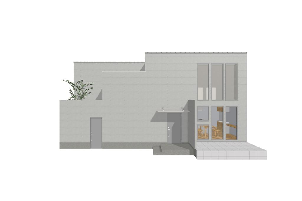 川中島町原 売却型モデルハウス 北