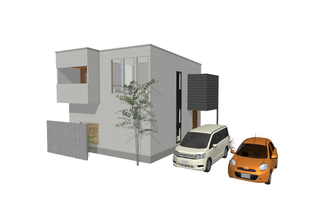 吉田4丁目 売却型モデルハウス