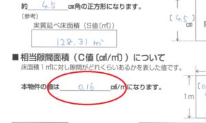 長野市F様邸~進捗状況:気密測定~