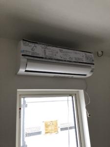 空調設備工事①