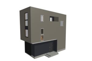 長野市吉田5丁目売却型モデルハウス