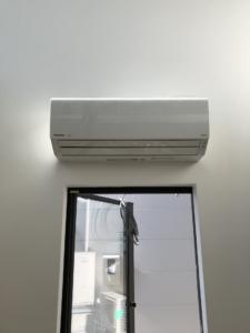 AC設置工事①〜⑤