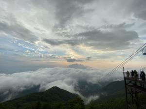 雲の上の世界